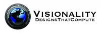 Visionality logo